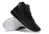 Men Jordan Reveal All Black Shoes